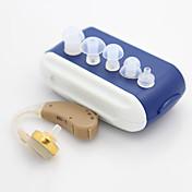 축삭 v - 168 전문 고출력 청력 제품 포켓 귀 보청기 음향 증폭기 audiphone