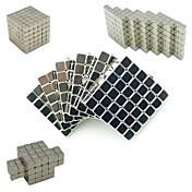 자석 장난감 매직 큐브 스트레스 해소 제품 216 조각 3mm 장난감 마그네틱 광장 선물