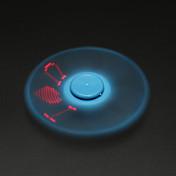 Fidget spinners Hilandero de mano Juguetes Alivio del estrés y la ansiedad Juguetes de oficina Por matar el tiempo Juguete del foco