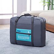 Bolsa de Viaje Organizador para viaje Impermeable Portátil Plegable Gran Capacidad Almacenamiento para Viaje para Ropa Poliéster Nailon /