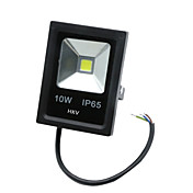 HKV 10W LED-lyskastere Lett installasjon Vanntett Utendørsbelysning Garasje Oppbevaringsrom/grovkjøkken Varm hvit Kjølig hvit AC85-265