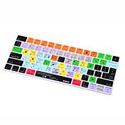 Xskn® ableton live suite snarvei silikon tastatur hud for magisk tastatur 2015 versjon (us / eu layout)