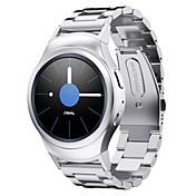 Klokkerem til Gear S2 Samsung Galaxy Sportsrem Rustfritt stål Håndleddsrem