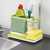 1 stk utrolig 3 i 1 hanske lagring rusk rack oppbevaringsplass rack kjøkken står kjøkkenutstyr
