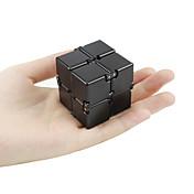 Evighetskube / Håndspinnere / Fidgetleker for Killing Time / Stress og angst relief / Focus Toy Nyhet Metallisk / Chrome Deler Unisex Barne / Voksne Gave