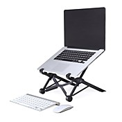 Sammenleggbar / Justerbart Stativ MacBook / Bærbar / andre Laptop Plast MacBook / Bærbar / andre Laptop