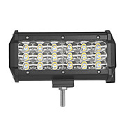 54w - 행 5400lm 홍수 스포트 del fascio led 작업 표시 줄 offroad led lampada 12 v 24 v vs camion suv atv 4x4 4wd led bar