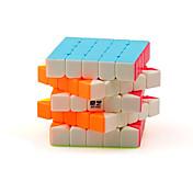 Cubo de rubik Warrior 5*5*5 Cubo velocidad suave Cubos Mágicos rompecabezas del cubo Plásticos Cuadrado Regalo
