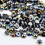 Glitters metallic Mote Neon & Bright Høy kvalitet Daglig Nail Art Design