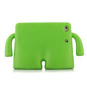 Etui Til Apple iPad Mini 4 iPad Mini 3/2/1 iPad 4/3/2 iPad Air 2 iPad Air Støtsikker Barnesikker Heldekkende etui Helfarge Hard EVA til