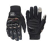 motocicleta guante de ciclista ciclismo ciclismo guantes de carreras motocicleta dedo completo guantes antideslizantes