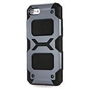 Etui Til Apple iPhone 7 Plus iPhone 7 Støtsikker Bakdeksel Rustning Hard PC til iPhone 7 Plus iPhone 7 iPhone 6s Plus iPhone 6s iPhone 6