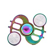 Fidget spinners Hilandero de mano Peonza Juguetes Juguetes EDCJuguete del foco Juguetes de oficina Alivia ADD, ADHD, Ansiedad, Autismo