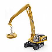 Camiones y vehículos de construcción de juguete Coches de juguete 1:87 Plásticos Aleación de Metal Unisex Niños Juguet Regalo