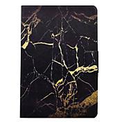 Caso para el favorable 10.5 favorables del favorable favorable caso de cuero material de la cubierta protectora de la PU del patrón de