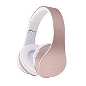 Over øre Trådløs Hodetelefoner Plast Mobiltelefon øretelefon Med volumkontroll Med mikrofon Støyisolerende Headset
