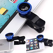10X makro 0.67X vidvinkel Kamera linse Linse For Smartphone iPad Xiaomi Huawei Samsung iPhone