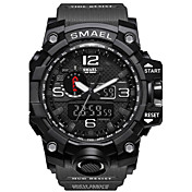SMAEL Herre Digital Watch Unike kreative Watch Armbåndsur Smartklokke Militærklokke Selskapsklokke Moteklokke Sportsklokke Kinesisk