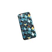 용 아이폰6케이스 / 아이폰6플러스 케이스 패턴 케이스 뒷면 커버 케이스 기하학 패턴 하드 PC iPhone 6s Plus/6 Plus / iPhone 6s/6