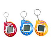 juego de mascota de juguete miniatura de mascota electrónica portátil