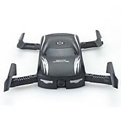 Dron X185 4 Canales 6 Ejes Con la cámara de 0,3 MP HDWIFI FPV FPV Iluminación LED Retorno Con Un Botón Modo De Control Directo Vuelo