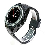Reloj elegante SW007 for Android Calorías Quemadas / Llamadas con Manos Libres / Control de Medios / Cámara / Distancia de Monitoreo Podómetro / Mando a Distancia / Seguimiento de Actividad / 0.3 MP