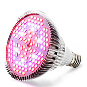4000-5000lm E27 Growing Light Bulb 120 Cuentas LED SMD 5730 Blanco Cálido UV (Luz Negra) Azul Rojo 85-265V