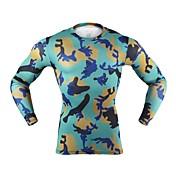 Arsuxeo Hombre Camiseta de running Secado rápido Ligeras Reduce la Irritación para Jogging Yoga Ciclismo Boxeo Ejercicio y Fitness Fitness