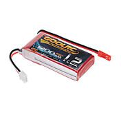 RM3967 1pc batería aviones no tripulados Metalic