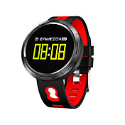 Reloj elegante X9 VO for iOS / Android Monitor de Pulso Cardiaco / Medición de la Presión Sanguínea / Podómetros / Calorías Quemadas / Pantalla Táctil Seguimiento del Estado de Ánimo / Podómetro