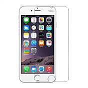 Vidrio Templado Protector de pantalla para Apple iPhone 8 Plus Protector de Pantalla Frontal Borde Curvado 2.5D Anti-Arañazos Alta