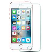 Protector de pantalla Apple para iPhone 8 Vidrio Templado 1 pieza Protector de Pantalla Frontal Borde Curvado 3D Dureza 9H Alta