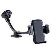 Coche Universal Teléfono Móvil sostenedor del soporte de montaje Parabrisas delantero Universal Teléfono Móvil Tipo Cupula ABS Titular