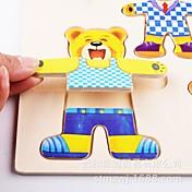 조립식 블럭 장난감 생일 만화 디자인 휴일 조각