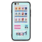 Etui Til Apple iPhone 7 Plus iPhone 7 Støtsikker Inngravert Bakdeksel Mat Hard PC til iPhone 7 Plus iPhone 7 iPhone 6s Plus iPhone 6s