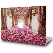 MacBook 케이스 용 꽃장식 나무 폴리 카보네이트 신상 맥북 프로15인치 신상 맥북 프로13인치 MacBook Pro 15인치 MacBook Air 13인치 MacBook Pro 13인치 MacBook Air 11인치 Macbook