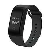 a09 reloj inteligente pulsera banda de presión arterial monitor de ritmo cardíaco podómetro fitness pulsera inteligente