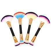1pc Makeup børster Profesjonell Rougebørste Nylon Børste / Syntetisk hår / Andre Profesjonell / Myk / Full Dekning Tre