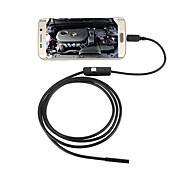 jingleszcn 5.5mm usb endoskop kamera 10m hardt kabel vanntett ip67 inspeksjon borescope slange kamera for android pc