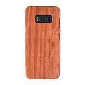 Etui Til Samsung Galaxy Støtsikker Trefiber Hard til