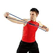 al aire libre durable cuerda de ocho tirón con mango cómodo para el yoga