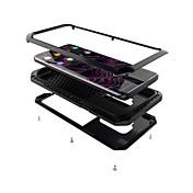 Funda Para Samsung Galaxy S9 S9 Plus Antigolpes Armadura Funda de Cuerpo Entero Armadura Dura Metal para S9 Plus S9 S8 Plus S8 S7 edge S7
