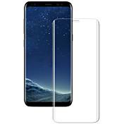 Skjermbeskytter Samsung Galaxy til S9 Herdet Glass 1 stk Heldekkende beskyttelse 3D bøyd kant Eksplosjonssikker 9H hardhet Høy Oppløsning