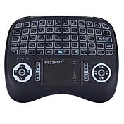 ipazzport KP-810-21TL Air Mouse inalámbrica de 2,4 GHz No