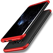 Etui Til Samsung Galaxy S9 S9 Plus Ultratynn Bakdeksel Helfarge Hard PC til S9 Plus S9 S8 Plus S8 S7 edge S7