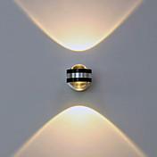 BriLight Moderno / Contemporáneo Metal Luz de pared 90-240V 2W