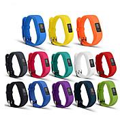 Klokkerem til Vivofit 3 Garmin Sportsrem Silikon Håndleddsrem