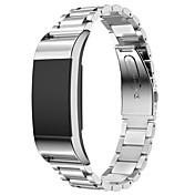 Klokkerem til Fitbit Charge 2 Fitbit Sportsrem Rustfritt stål Håndleddsrem