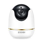 zosi® ip kamera 2mp 1080p hd pan / tilt / zoom trådløs wifi sikkerhetsovervåking systemtwo-veis lydbaby / barnevakt / kjæledyr overvåke innendørs / utendørs