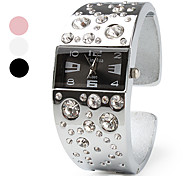 Alloy Band Quartz Bracelet Watch For Women Cool Watches Unique Watches Strap Watch